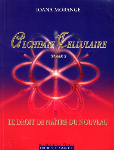 Couverture livre : Alchimie cellulaire Tome 2